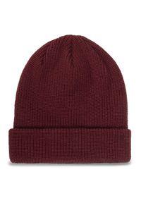 Czerwona czapka Volcom