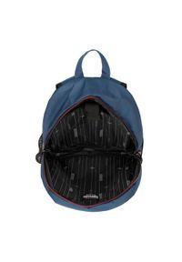 Wittchen - plecak podróżny z tkaniny. Kolor: niebieski, czerwony, wielokolorowy. Materiał: poliester. Styl: sportowy