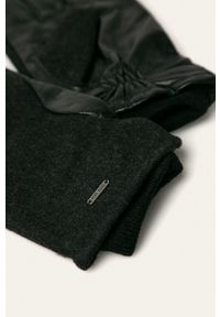 Pepe Jeans - Rękawiczki Antuan. Kolor: czarny