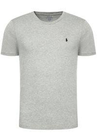 Polo Ralph Lauren T-Shirt 714706745 Szary Regular Fit. Typ kołnierza: polo. Kolor: szary