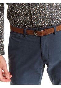 Zielone spodnie TOP SECRET długie