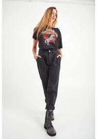 JEANSY STREET WALKER ONETEASPOON. Stan: podwyższony. Materiał: jeans. Styl: street #2