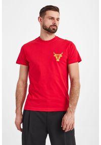 T-shirt Versace Jeans Couture elegancki