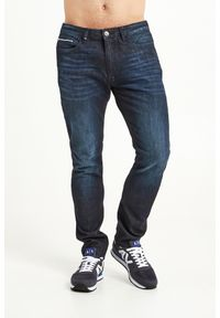 Armani Exchange - JEANSY TAPERED ARMANI EXCHANGE. Materiał: jeans