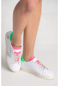 Buty sportowe D.A.T.E. w kolorowe wzory