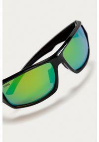 Uvex - Okulary przeciwsłoneczne Sportstyle 222. Kształt: prostokątne. Kolor: zielony