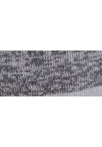Szary sweter TOP SECRET z długim rękawem, długi