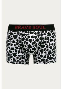Białe majtki Brave Soul