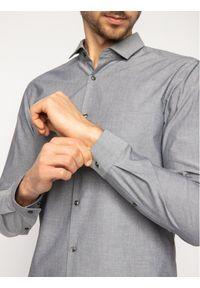 Hugo Koszula Erondo 50425904 Szary Extra Slim Fit. Kolor: szary