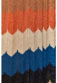 Niebieski sweter rozpinany Haily's