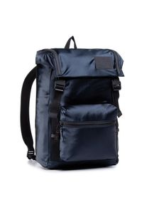 Niebieski plecak Hugo