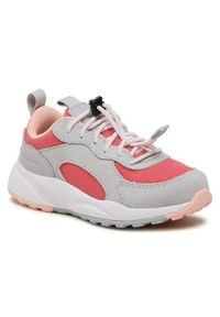 columbia - Columbia Sneakersy Childrens Pivot BC1097 Szary. Kolor: szary