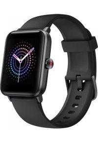 ULEFONE - Smartwatch UleFone Watch Pro Czarny (UF-WP/BK). Rodzaj zegarka: smartwatch. Kolor: czarny