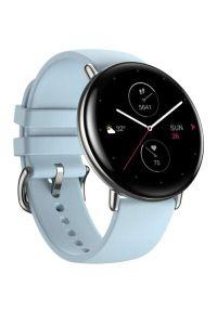 Niebieski zegarek AMAZFIT smartwatch