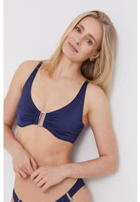 Dorina - Biustonosz kąpielowy Santana. Kolor: niebieski