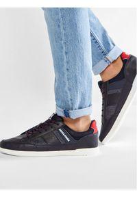 Jack & Jones - Jack&Jones Sneakersy Jfwbyson Pu Sport 12181822 Granatowy. Kolor: niebieski. Styl: sportowy #3