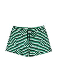 Happy-Socks - Happy Socks - Szorty kąpielowe Striped Jumbo Dot