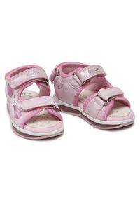 Geox Sandały J S.Sukie G. B B150EA 05415 C8004 Różowy. Kolor: różowy