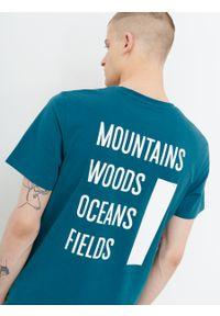 outhorn - T-shirt męski