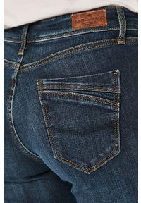 Niebieskie proste jeansy Cross Jeans na co dzień, casualowe