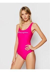 Champion Strój kąpielowy 112931 Różowy. Kolor: różowy