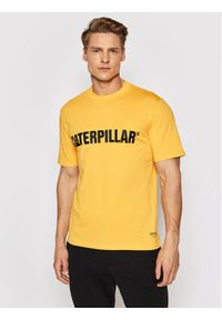 Żółty t-shirt CATerpillar