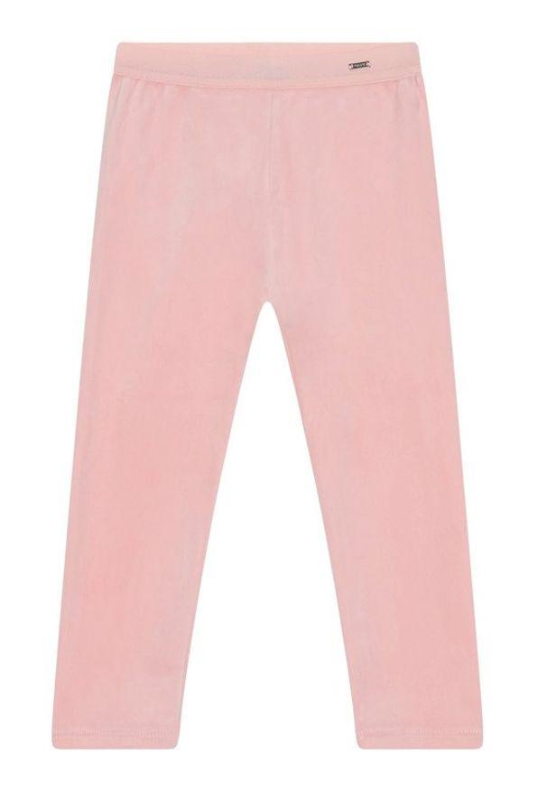 Różowe spodnie dresowe Mayoral