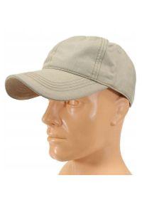 Beżowa czapka Pako Jeans na lato