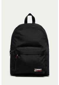 Czarny plecak Tommy Jeans gładki