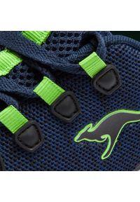 Niebieskie buty do fitnessu KangaRoos na co dzień, z cholewką #7