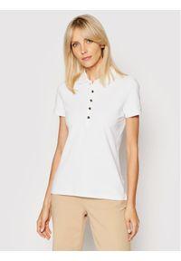 Biała koszulka polo Lauren Ralph Lauren