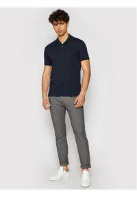 Pierre Cardin Spodnie materiałowe 33757/000/4000 Szary Modern Fit. Kolor: szary. Materiał: materiał