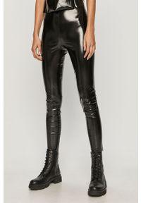 Czarne legginsy Pinko klasyczne