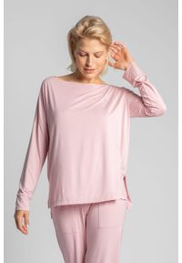 Różowa piżama MOE