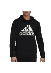 Bluza Adidas długa, z aplikacjami, sportowa