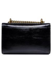 Czarna torebka Versace Jeans Couture