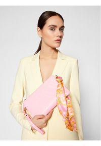 Versace Jeans Couture Torebka E1VWABAX Różowy. Kolor: różowy