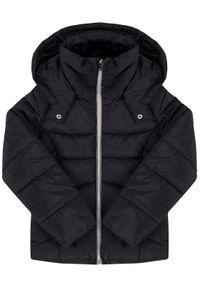 Czarna kurtka Mayoral na zimę