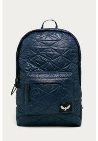 Niebieski plecak Brave Soul