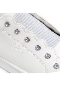 Geox Sneakersy J Djrock G. A J154MA 000BC C1000 D Biały. Kolor: biały