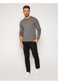 Musto Sweter Portofino 82052 Szary Regular Fit. Kolor: szary