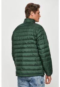 Zielona kurtka Levi's® na co dzień, casualowa, bez kaptura