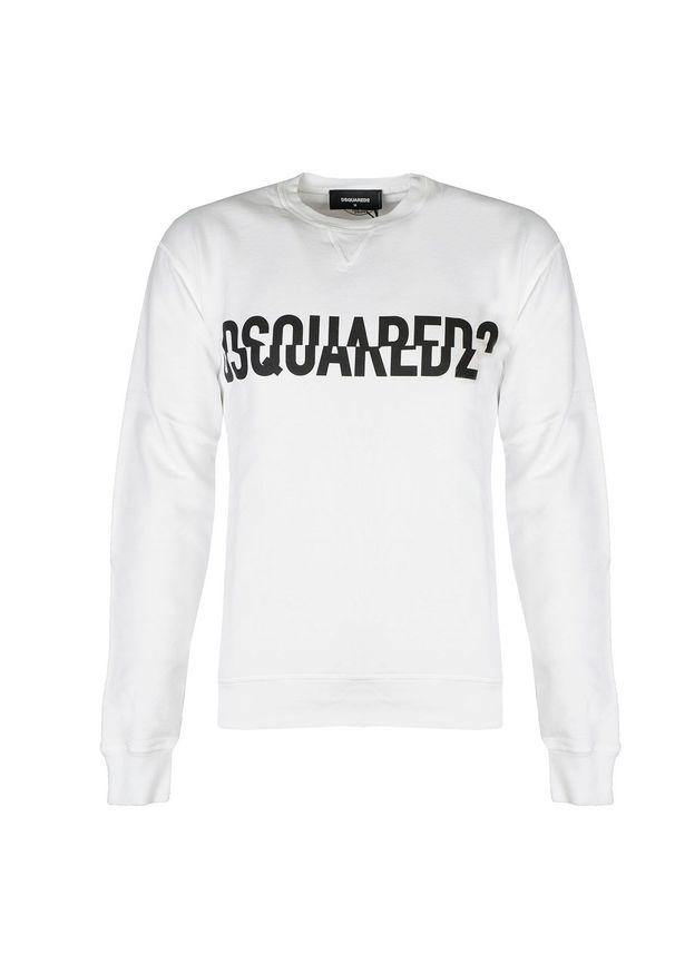 Bluza DSQUARED2 na co dzień, casualowa