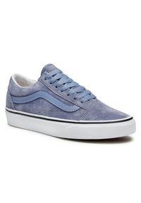 Vans Tenisówki Old Skool VN0A3WKT4R21 Niebieski. Kolor: niebieski. Model: Vans Old Skool