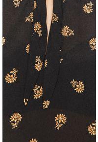 Czarna bluzka Pepe Jeans na co dzień, casualowa #5