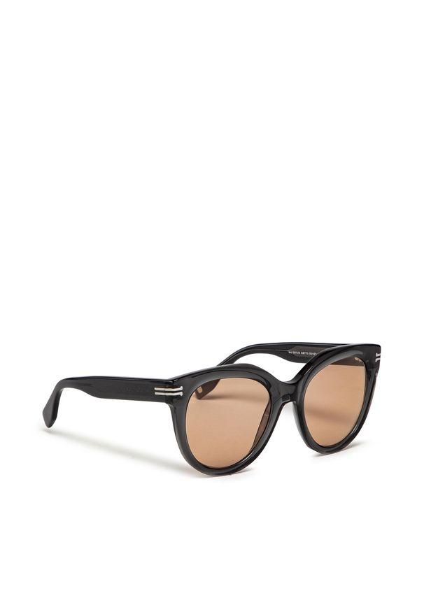 Okulary przeciwsłoneczne MARC JACOBS - MJ 1011/S Grey KB7. Kolor: szary