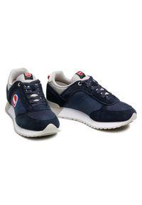 Colmar - Sneakersy COLMAR - Travis Colors 003 Navy/Lt Gray. Kolor: niebieski. Materiał: zamsz, skóra ekologiczna, materiał. Szerokość cholewki: normalna #5
