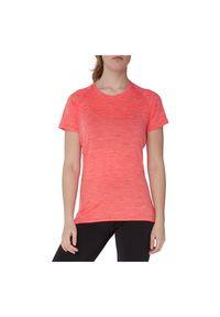 Koszulka Pro Touch Rylinda II W 257964. Materiał: syntetyk, tkanina, skóra, materiał. Długość rękawa: raglanowy rękaw. Wzór: gładki. Sport: fitness, turystyka piesza