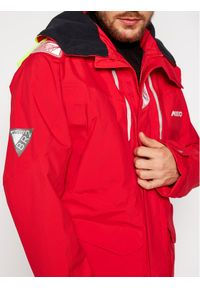 Czerwona kurtka turystyczna Millet