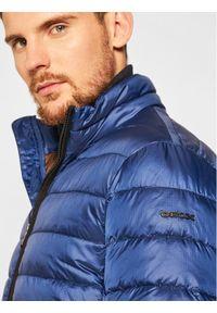 Niebieska kurtka zimowa Geox #6